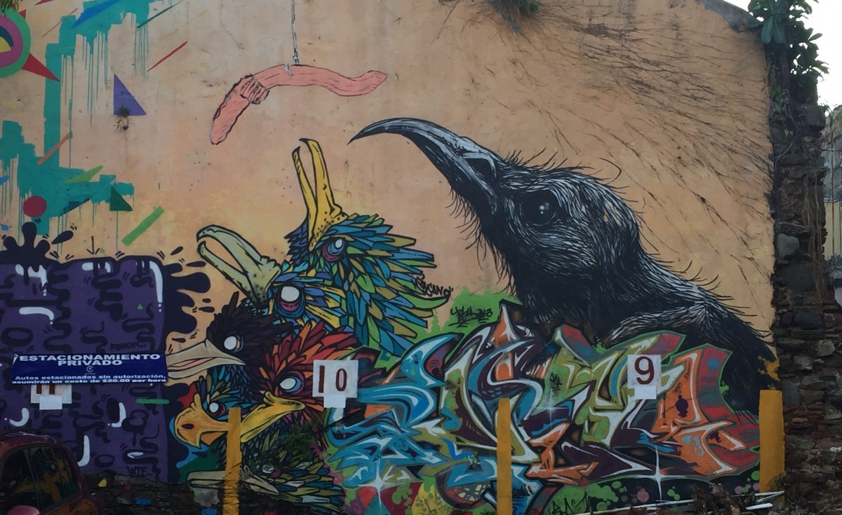 Creative Place-Making—This is The Nature of Graffiti