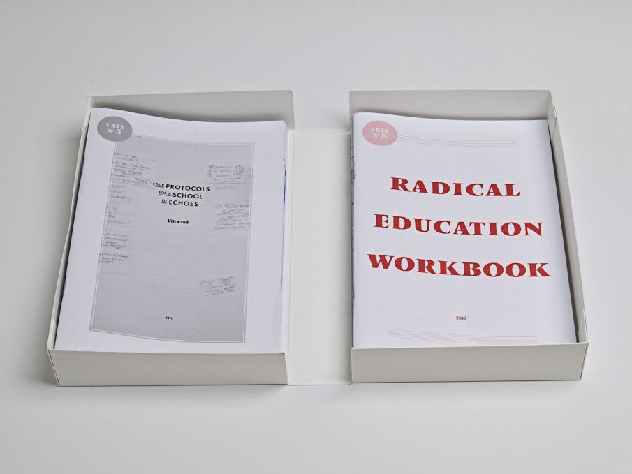 The Radical Education Workbook, Part 5: Reading List
