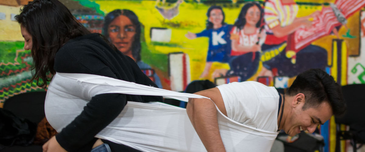 The Importance of Bodies and Emotions in Political Action: A Feminist Performance Workshop in Chiapas