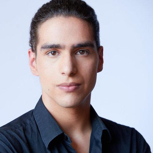 Portrait of Yousef Kadoura