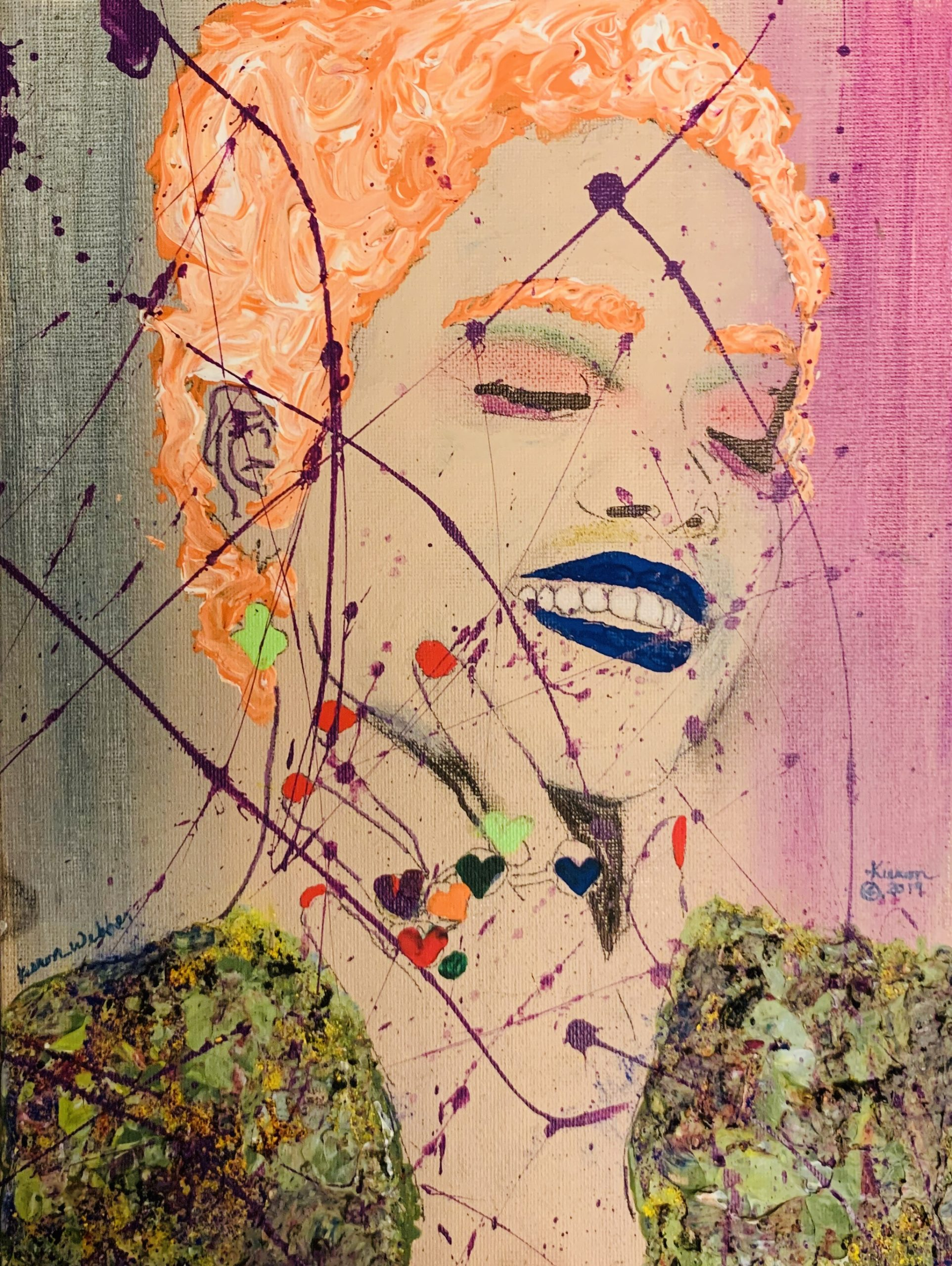 <em>Dvizhenie Dèla</em>: Yulia Tsvetkova's First Solo Exhibition