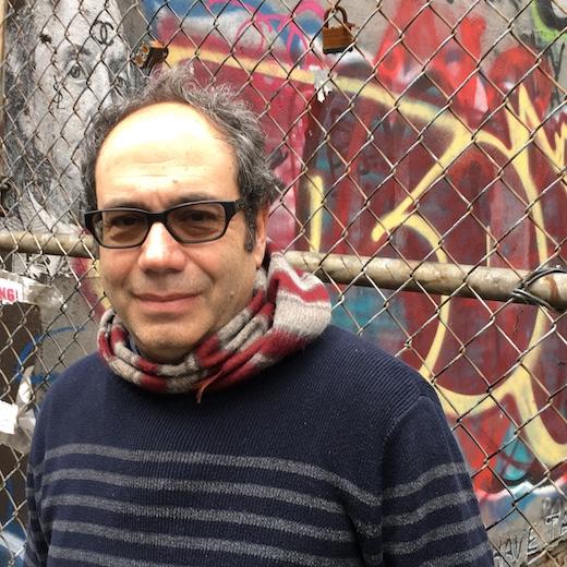 ken Krimstein (Photo: Alex Sinclair)