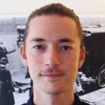 Portrait of Ralph Severijns