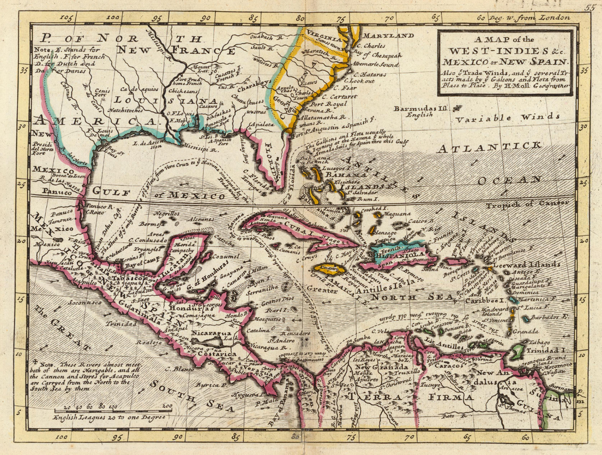 A Brief History of Mexico's Transoceanic Trade Route
