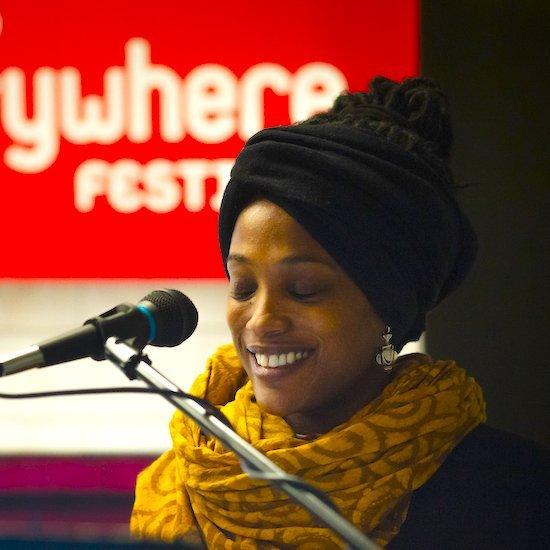 Portrait of Laeila Adjovi
