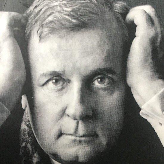 Portrait of Edmund White