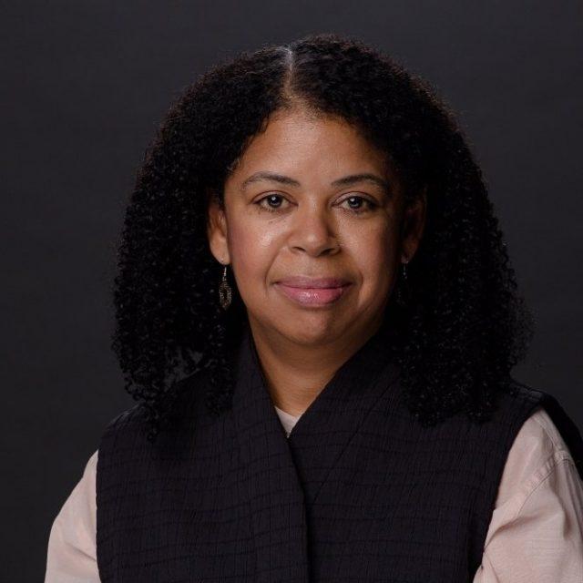 Portrait of Michelle Jacques