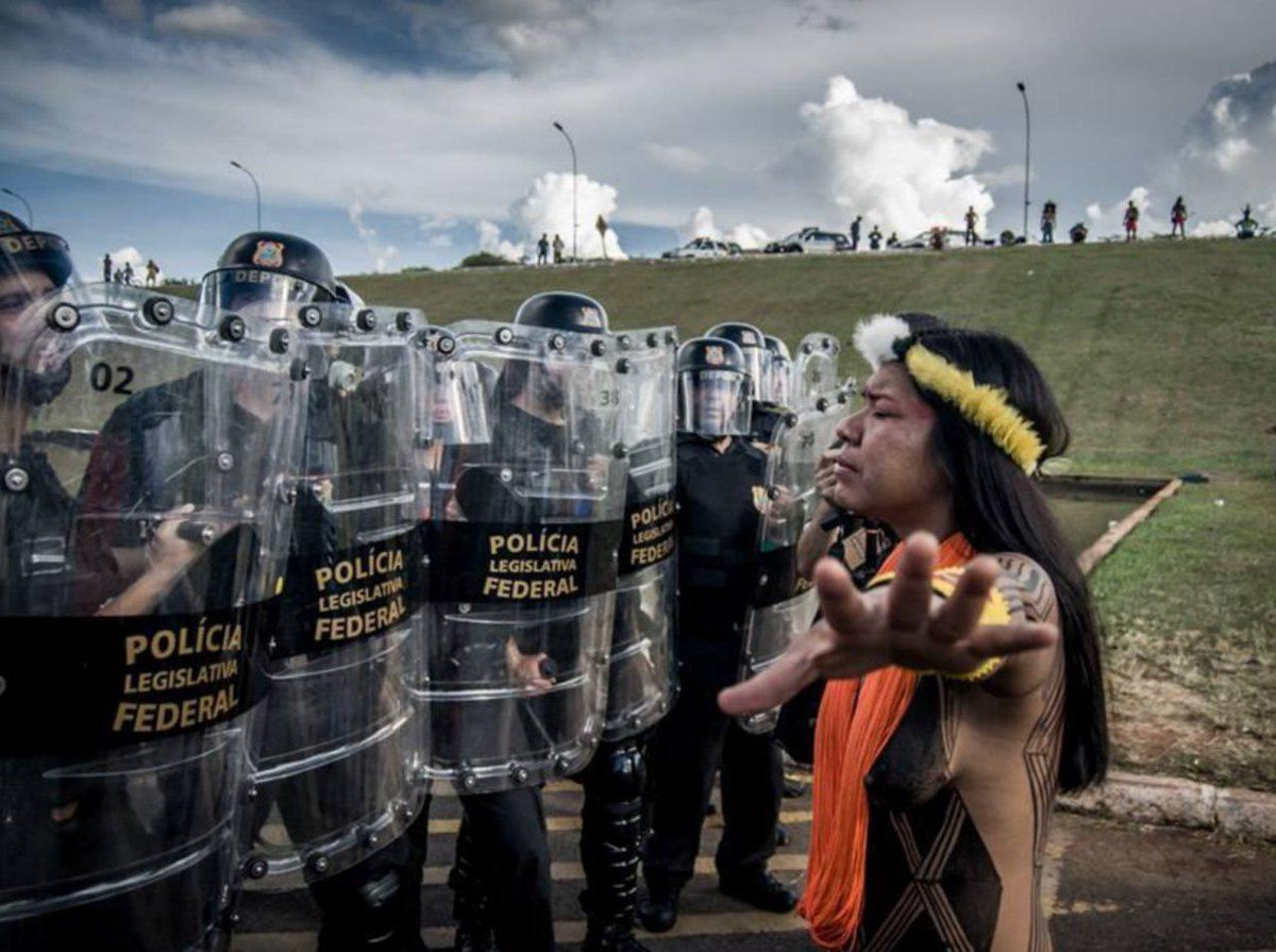 Indigenous rights and land under threat in Brazil