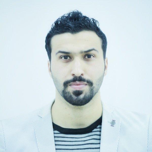 Portrait of Mohammed Moussa