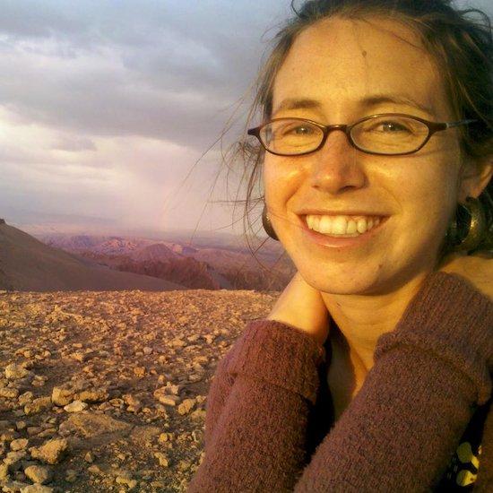 Portrait of Alison Turner