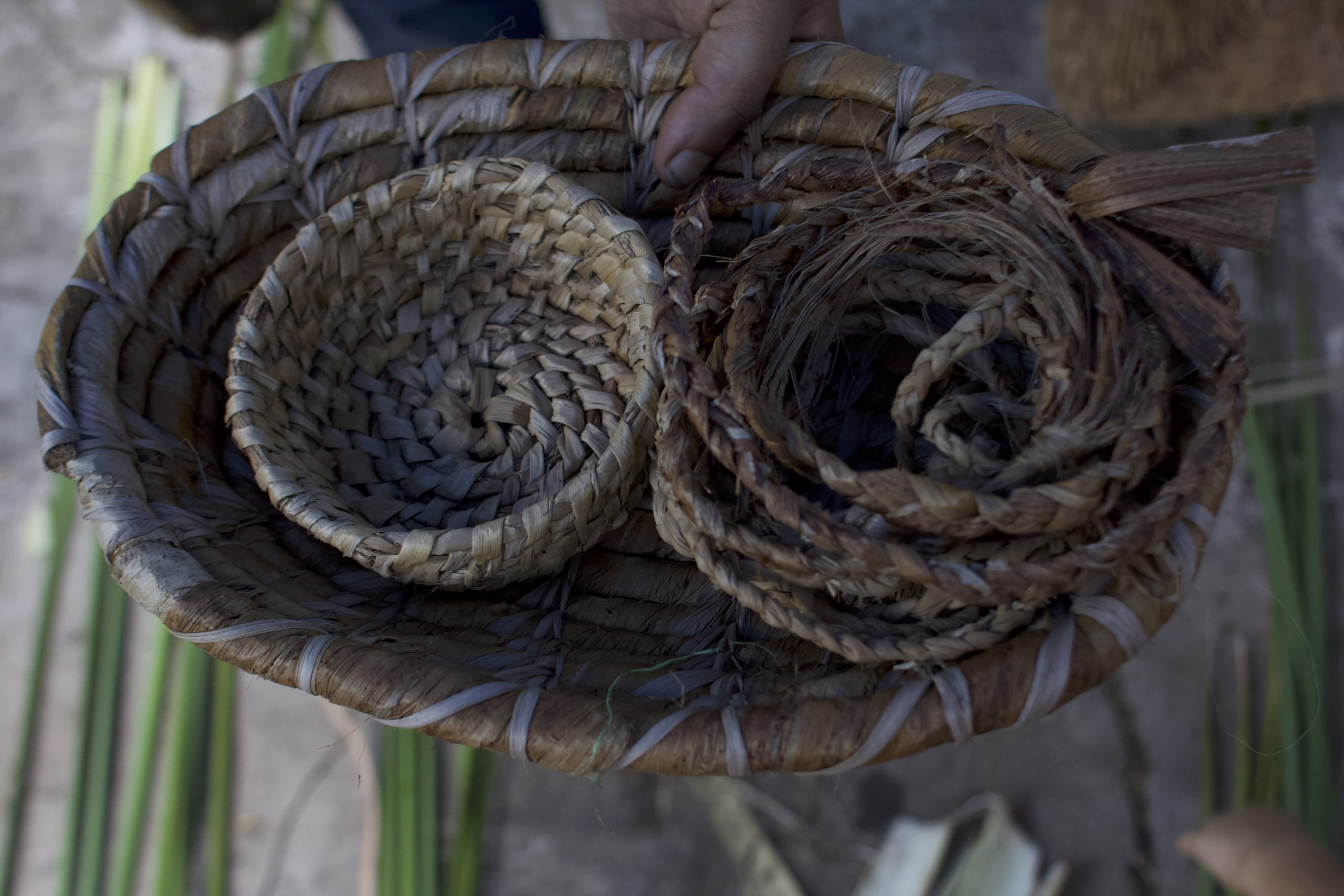 On Text, Weaving, and Healing